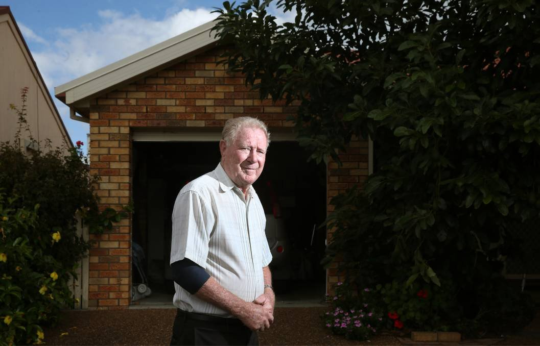 Dozens of Lake Macquarie residents have been caught in the legal crossfire between Lake Macquarie City Council and the supplier of a roadbase mix which is believed to have caused extensive damage to their homes and local roads. Some, like Wangi's Phil O'Neill have been waiting four years for the issue to be resolved and for repaires to be carried out.