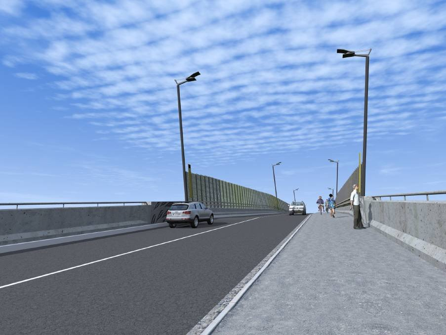 The Pennant Street Bridge and the Lake Macquarie Transport Interchange projects at Glendale have topped my list of priorities sent to the State Government for funding in this year's budget.