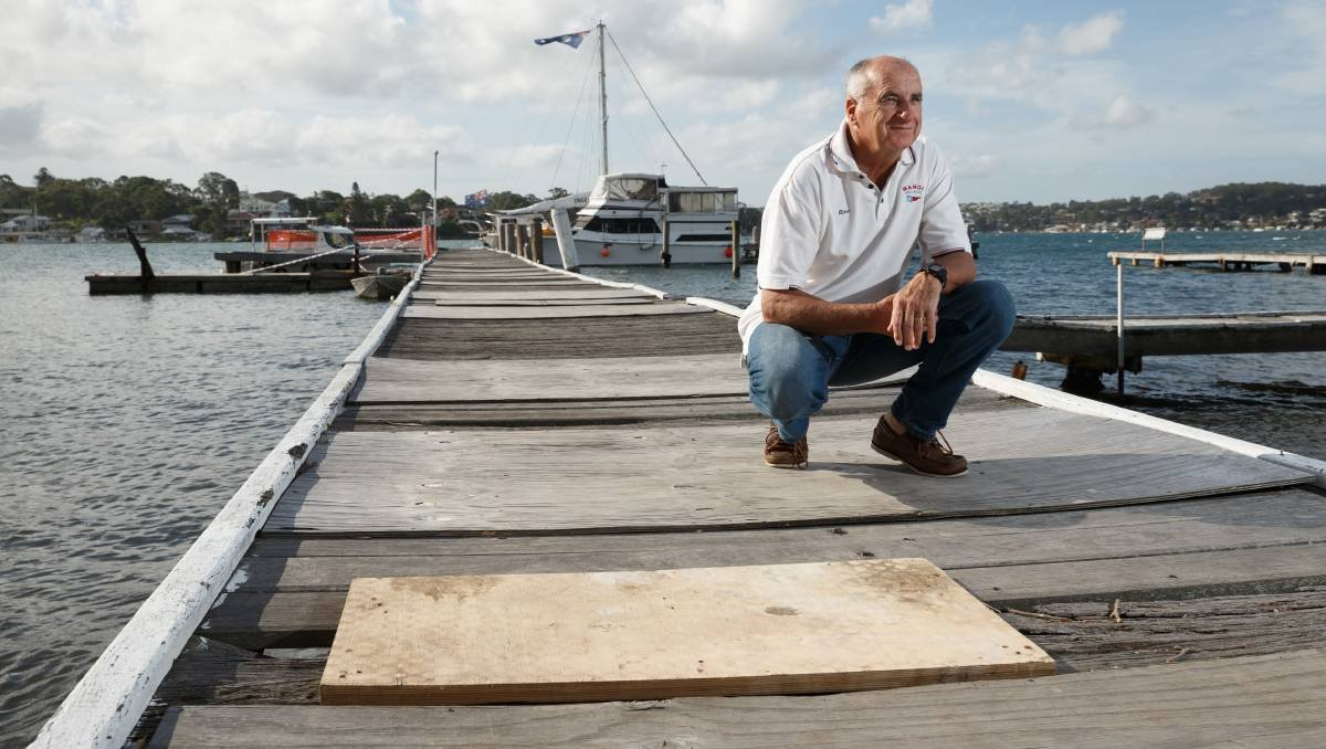 Public jetties at Wangi Wangi, Speers Point and Rathmines will be rebuilt or improved with funding secured by Lake Macquarie MP Greg Piper under the State Government's Boating Now program.