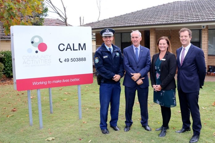 The NSW Government will provide $185,000 to fund an 18-month program which supports at-risk youth in Lake Macquarie to help break the cycle of crime.