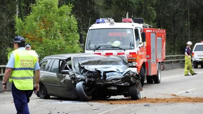 I spoke in Parliament last night about the high rate of road fatalities in Lake Macquarie. A lot of people are quick to blame the roads, but in my opinion they are not the main cause.
