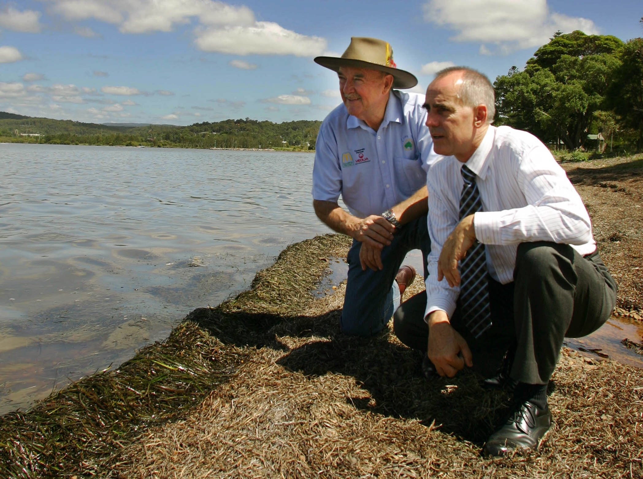 I was saddened to hear this morning of the death of environmental champion and former Australian of the Year Ian Kiernan OAM. He was a great friend of many in Lake Macquarie.