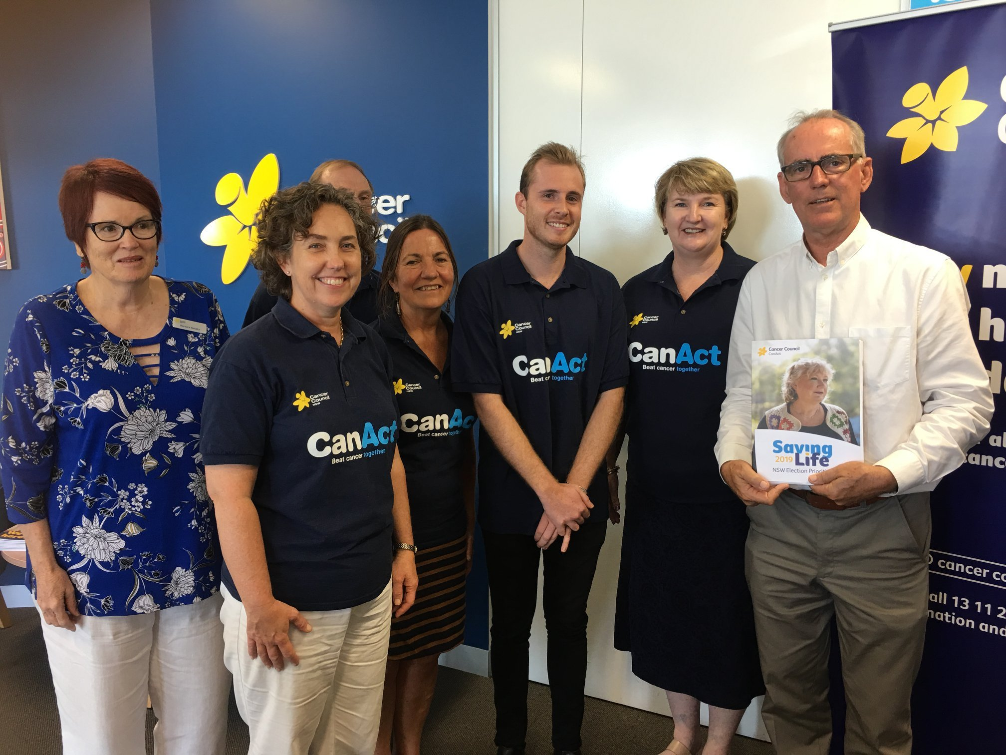 The Cancer Council's Hunter branch is a wonderful organisation which I have worked closely with over many years. They do some tremendous work and have created informed policy which supports the local community and addresses major health issues.