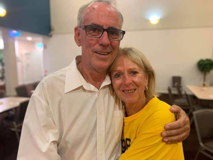 Thank you Lake Macquarie, what an incredible result! I'm almost overwhelmed by the win and your level of support, but I'm feeling absolutely honoured and privileged. Thanks to my staff and all the volunteers who always work so hard