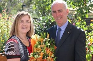 Tireless community worker and volunteer Vivienne Bruce has been named as the Lake Macquarie Woman of the Year. Lake Macquarie MP Greg Piper made the announcement on Thursday and paid tribute to Ms Bruce's dedication to the community, and in particular those less fortunate.