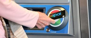 Pleased to report that we've managed to get another Opal card top-up station back in Toronto. Opal cardholders can now top up their cards at