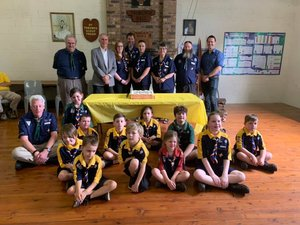 Congratulations to Carey Bay-Toronto Scout Group on firstly reestablishing this year, and secondly on reopening of the Carey Bay Scout Hall today!