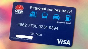Applications for this year's Regional Seniors Travel Card open today, January 18. You are eligible for the $250 card if you live in Lake Macquarie and meet any of this