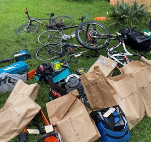 Lake Macquarie Police have recovered a large amount of bikes, power tools, fishing equipment and other items allegedly stolen from homes and cars in the Bolton Point