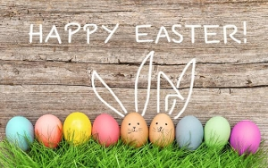 Last Easter was very different, so I hope you're enjoying it with family and friends in the beautiful Covid-free outdoors of Lake Macquarie today! Wishing you all a happy and safe Easter.