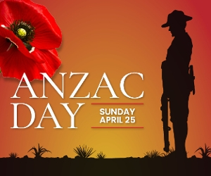 Anzac Day services in the district are again impacted by social distancing restrictions this year, so I've put together this list to show which services are on and which aren't.